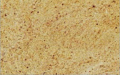 Kashmir gold granite worktop